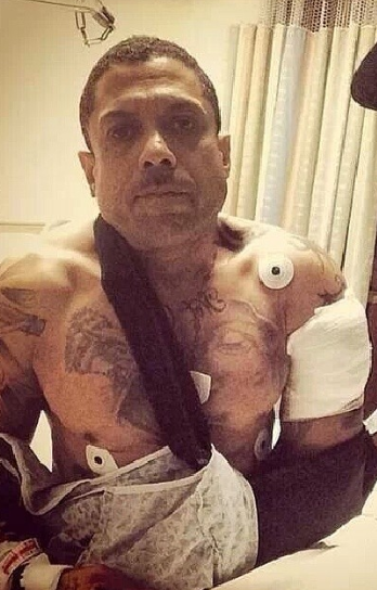 Benzino Shot In Boston At Own Mother's Funeral